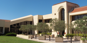 Library at Pepperdine School of Law