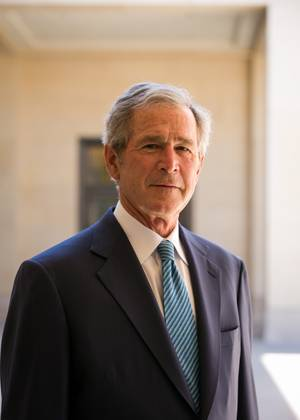 George W. Bush - Pepperdine University