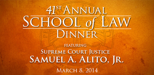 41st Annual School of Law Dinner