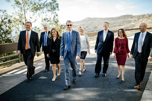 Faculty at Pepperdine University School of Law