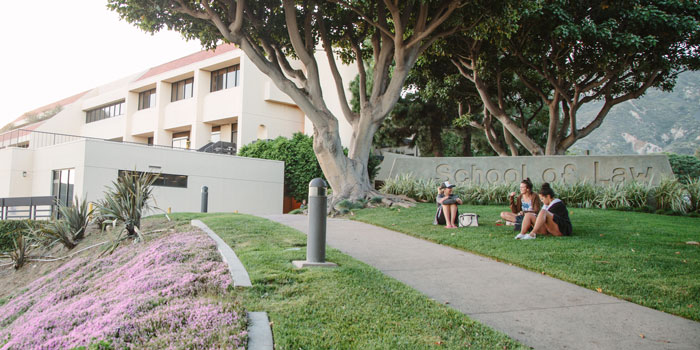 Pepperdine Caruso Law Campus in Malibu, CA