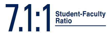 Pepperdine Caruso Law has a 7:1 Student-Faculty Ratio