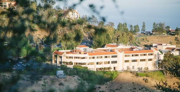 Pepperdine Law School campus