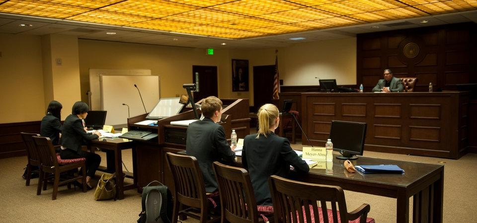 Pepperdine Law Moot Court Trail Competition