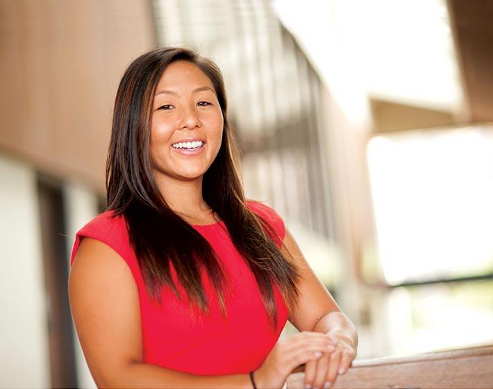 Brittany Takai, Pepperdine Law Alumni testimonial quote.