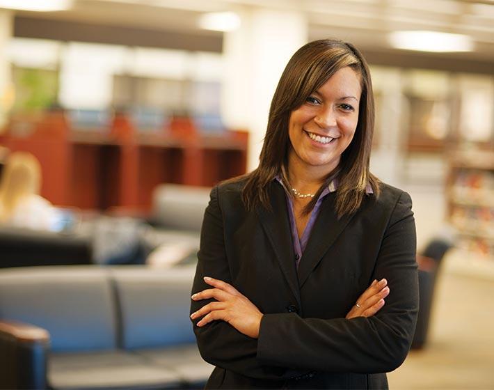 Jessica Covington, Pepperdine Law Alumni testimonial quote.