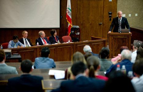 Wm. Matthew Byrne, Jr. Judicial Clerkship Institute