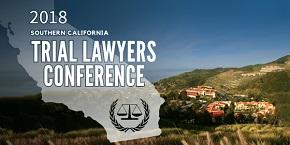 4th Annual Trial Lawyers Conference ad