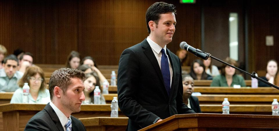 Pepperdine Law Interschool Trial and Appellate Advocacy Competitions