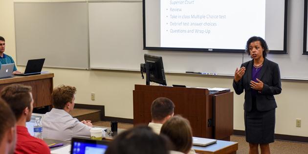 Pepperdine Law faculty