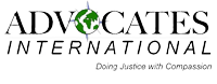 Advocates International logo