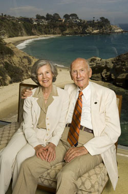Herbert and Elinor Nootbaar