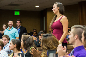 First Year Fridays at Pepperdine Caruso School of Law