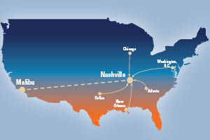Nashville LLM program graphic